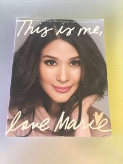 This is me, Love Marie by Heart Evangelista