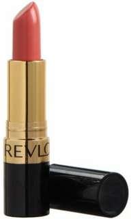 Revlon Super Lustrous Lipstick, Creme, Coralberry 674