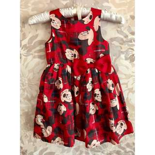 Cute Mickey Dress
