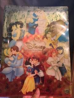 迪士尼公主file