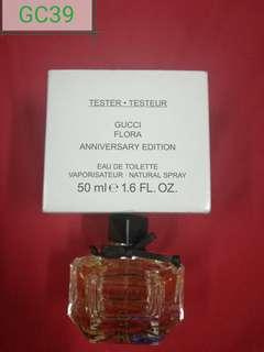 GC 39) Gucci Flora Anniversary Edition EDT 50ml -1pc 50ml