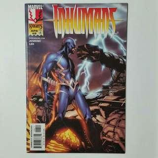 Inhumans comics lot