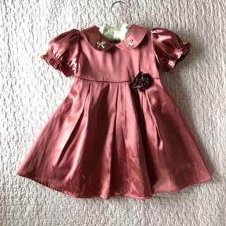 Princess Baby Dress