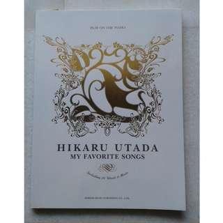 Utada Hikaru MY FAVORITE SONGS
