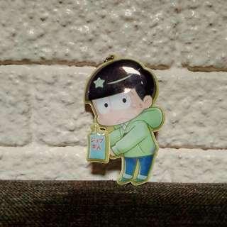 Osomatsu-san CHOROMATSU keychain strap