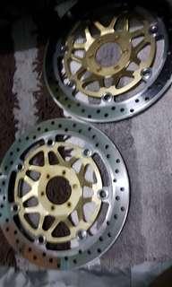 Honda Super 4 Brake Disc Rotor (LOCAL)