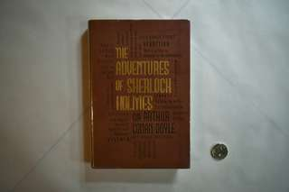The Adventures of Sherlock Holmes (Flexibound book)
