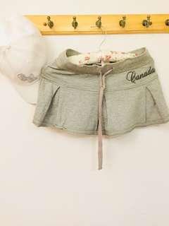 🚚 美式運動風小短裙