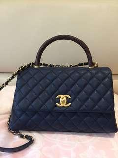 Chanel Coco Handle medium size