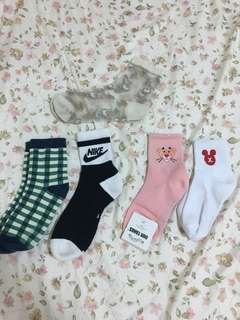 Nike 二手  襪子