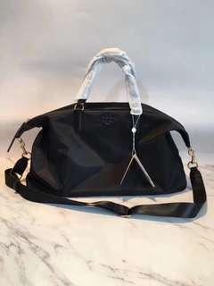 🚚 🎀現貨🎀Tory Burch 大容量 行李袋 旅行袋 媽媽包