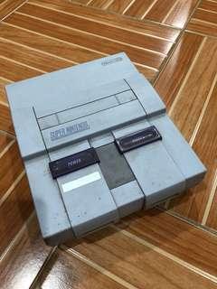 Super Nintendo SNES Jadul