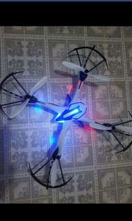 Drone and Action Cam. 3k only! Rush! Almost New