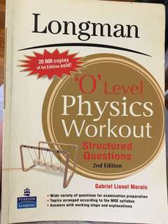 Physics excercise Book