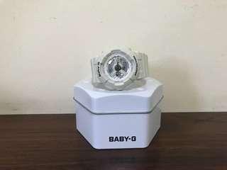 Baby G Off White