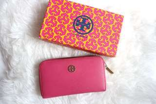 Authentic Tory Burch Continental Purse