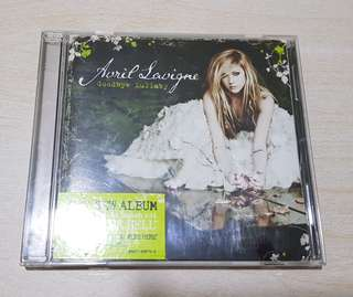 Avril Lavigne Goodbye Lullaby Album 2015