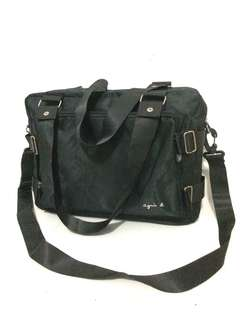 Agnes B Messenger Bag