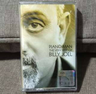 arthcs BILLY JOEL Piano Man - The Very Best Of Billy Joel Cassette Tape (Brand New Sealed)
