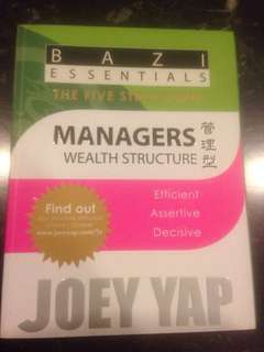 BAZI Essentials : Managers Wealth Structure
