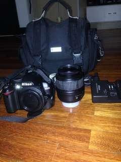 Nikon d3000 condition masih elok xda masalah wasap 01116529860 untuk deal