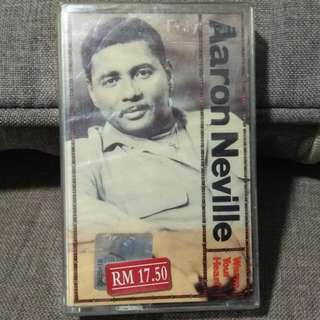 arthcs AARON NEVILLE Warm Your Heart Cassette Tape (Brand New Sealed)