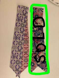Coach Ladies Scarf(second hand)