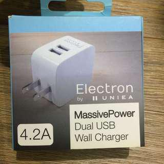 NEW - Head Charger Tablet/iPad/iPhone