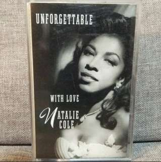 arthcs NATALIE COLE Unforgettable Cassette Tape (Brand New Sealed)