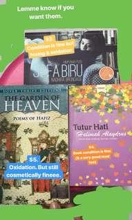 Various literature