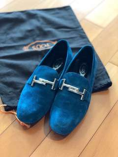 🈹️Tod's Double T loafer