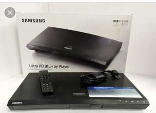 SAMSUNG ULTRA HD 4K SMART PLAYER FOR SALE