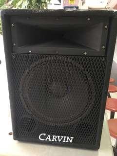 "Carvin 15"" passive speaker"