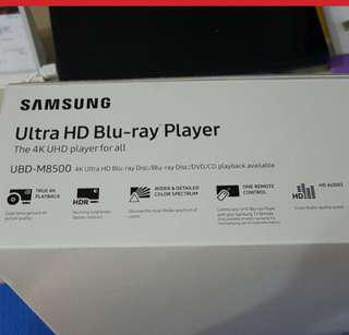 SAMSUNG 4K ULTRA HD SMART PLAYER FOR SALE
