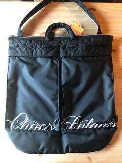 Porter x Undercover 3 Way Bag Black