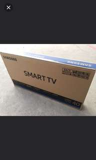 "SAMSUNG BRAND NEW 40"" FULL HD SMART LED TV FOR SALE."