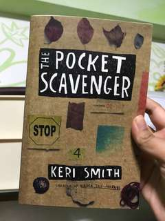 The Pocket Scavenger Keri Smith