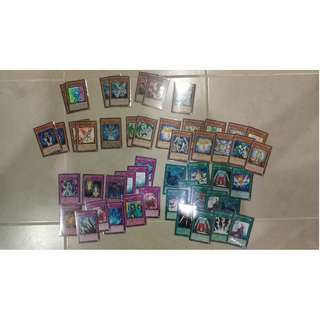 Yugioh card (100card+1UR), Toys & Games, Board Games & Cards on
