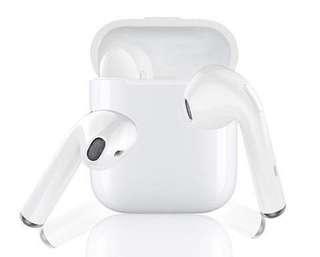 AirPods同款 雙耳無線藍芽耳機連充電盒