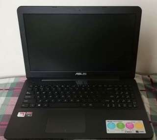 2 mos old ASUS Laptop x555B