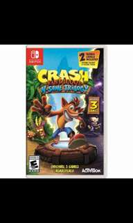🚚 Crash Bandicoot N Sane Trilogy