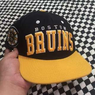 CAP BOSTON BRUINS NHL