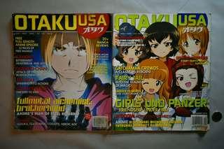 Otaku USA Magazines