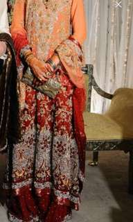 Pakistani/Indian Bridal dress