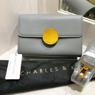 Charles n keith bag branded