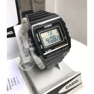 original unisex casio watch