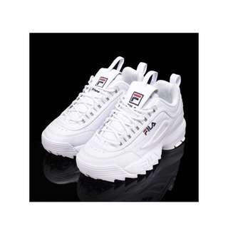 🚚 韓國超潮超夯 Shoestw Fula [DISR UPTOR 復刻版第二代 鋸齒增高鞋 👍