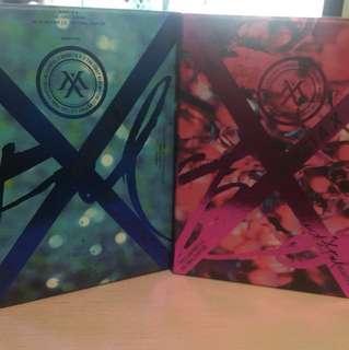 急放 Monsta X Beautiful Album