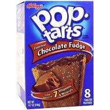 Pop Tarts Choc Fudge