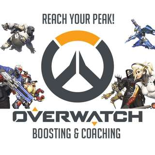 (CHEAPEST) Overwatch boost